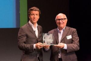 Denis Philipon et Gerard Canavese - Photo : le Journal des Entreprises