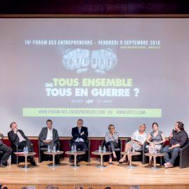 Evènement UPE 13 Forum des Entrepreneurs 2016